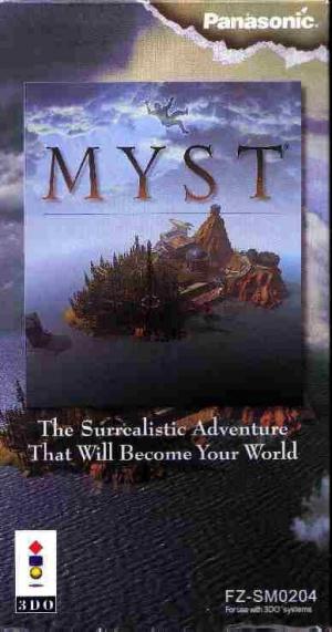 Myst sur 3DO