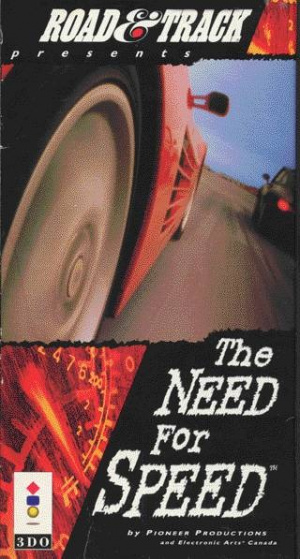 The Need for Speed sur 3DO