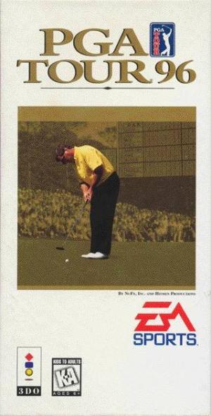PGA Tour 96 sur 3DO