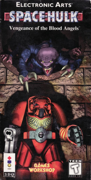 Space Hulk : Vengeance of the Blood Angels sur 3DO