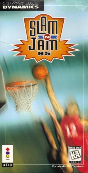 Slam 'N Jam '95 sur 3DO
