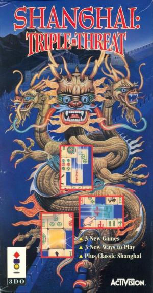 Shanghai : Triple Threat sur 3DO
