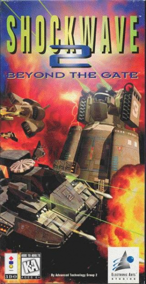 Shock Wave 2 : Beyond the Gate sur 3DO