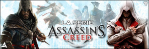 Jaquette de La série Assassin's Creed