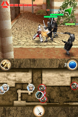 Test De Assassin S Creed Altair S Chronicles Sur Ds Par