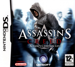 Assassin's Creed : Altair's Chronicles sur DS