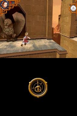 la Croisée des Mondes : La Boussole d'Or sur DS