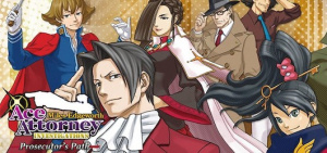 Jaquette de Ace Attorney Investigations 2 sur DS