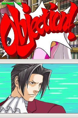 Images d'Ace Attorney Investigations : Miles Edgeworth