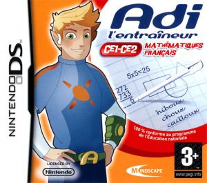 Adi l'Entraîneur CE1 - CE2 sur DS