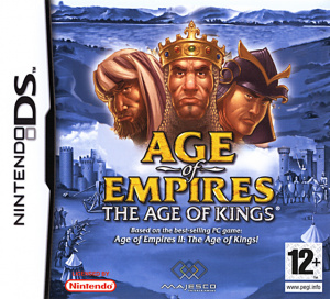 Age of Empires : The Age of Kings sur DS