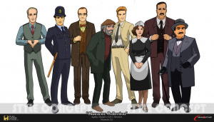 Images d'Agatha Christie : The ABC Murders