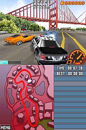 Images : Asphalt : Urban GT 2 roule sur DS