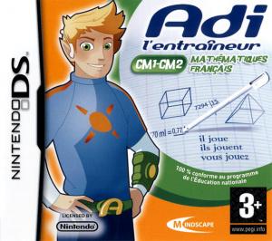 Adi l'Entraîneur CM1 - CM2 sur DS