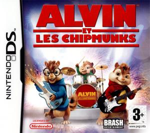 Alvin et les Chipmunks sur DS