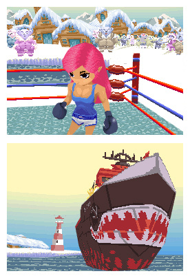 Images d'Animal Boxing