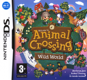 Animal Crossing : Wild World sur DS
