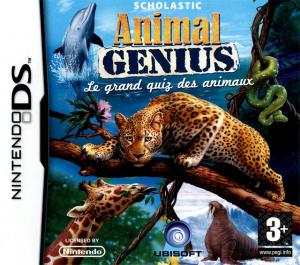 Animal Genius : Le Grand Quiz des Animaux sur DS