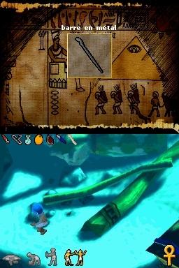 Ankh : La Malediction du Roi Scarabee
