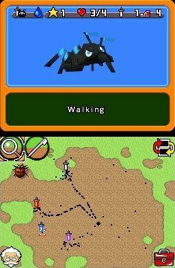 Konami annonce un jeu de stratégie sur DS