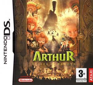 Arthur et les Minimoys sur DS