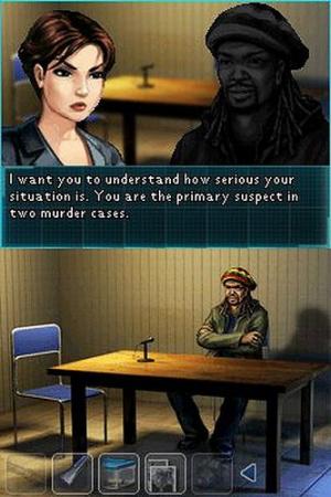 Images de Art of Murder : Les Cartes du Destin sur DS