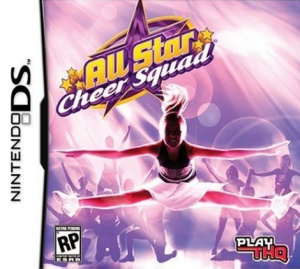 All Star Pom-Pom Girl
