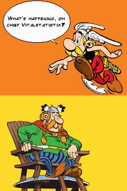 Images de Asterix Brain Trainer