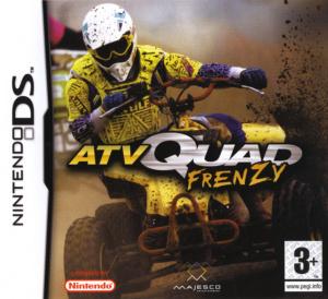 ATV Quad Frenzy sur DS