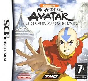 Avatar : Le Dernier Maître de l'Air sur DS