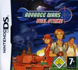 Advance Wars : Dual Strike sur DS