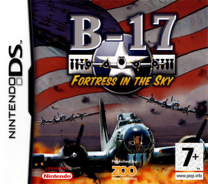 B-17 Fortress In the Sky sur DS