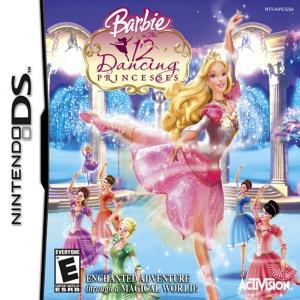 Barbie au Bal des 12 Princesses sur DS