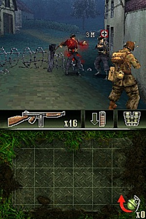test du jeu brothers in arms ds sur ds. Black Bedroom Furniture Sets. Home Design Ideas