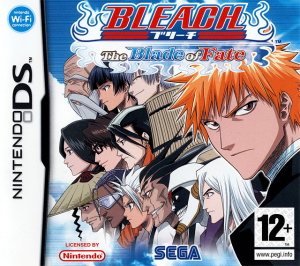 Bleach : The Blade of Fate sur DS
