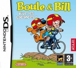 Boule et Bill : Vive les Vacances sur DS