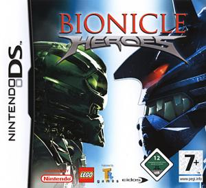 Bionicle Heroes sur DS