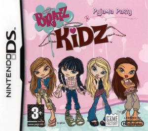 Bratz Kidz : Pyjama Party sur DS