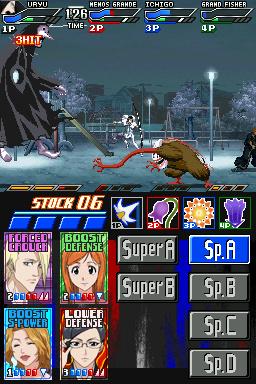 E3 2008 : Images de Bleach : Dark Souls