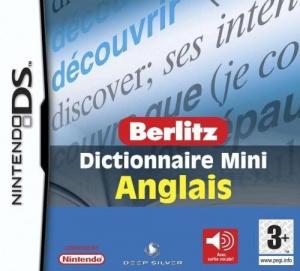 Berlitz Dictionnaire Mini Anglais sur DS