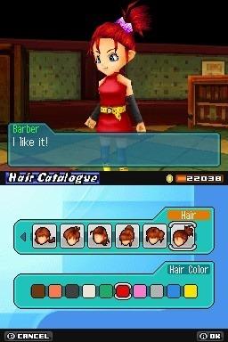 DS - Jeux de rôle