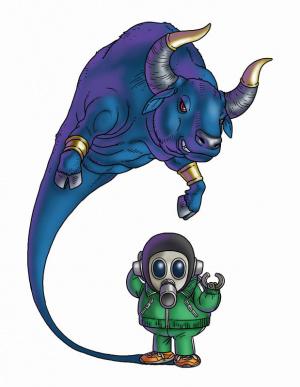 Images de Blue Dragon : Behemoth of the Otherworld