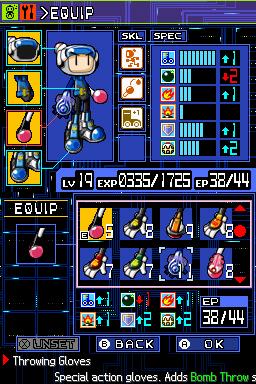 GC 2008 : Bomberman est de retour sur DS