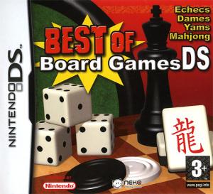 Best of Board Games sur DS
