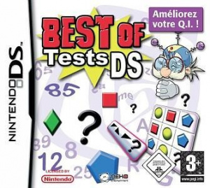 Best of Tests sur DS