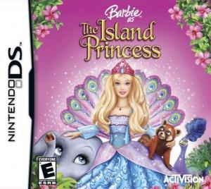 Barbie Princesse de l'Ile Merveilleuse sur DS