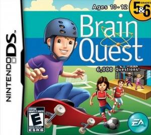 Brain Quest : 5th & 6th Grade sur DS