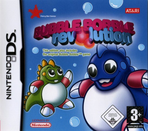 Bubble Bobble Revolution sur DS