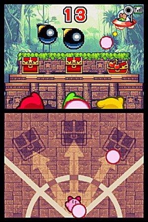 Images : Kirby Squeak Squad
