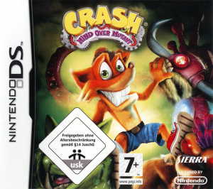 Crash Bandicoot : Génération Mutant
